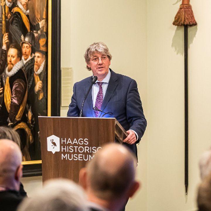 Tjeerd Vrij benoemd tot directeur Haags Historisch Museum
