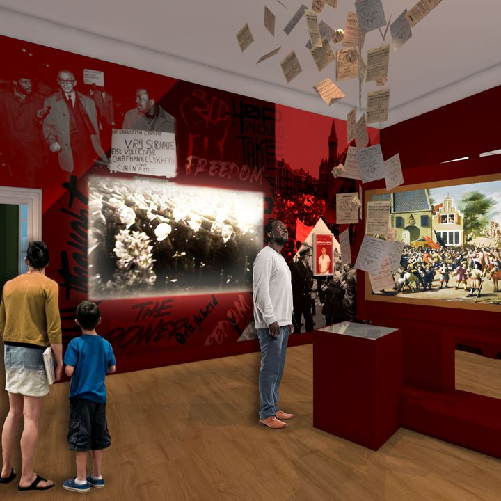 Acht eeuwen Binnenhof in ambitieuze nieuwe tentoonstelling