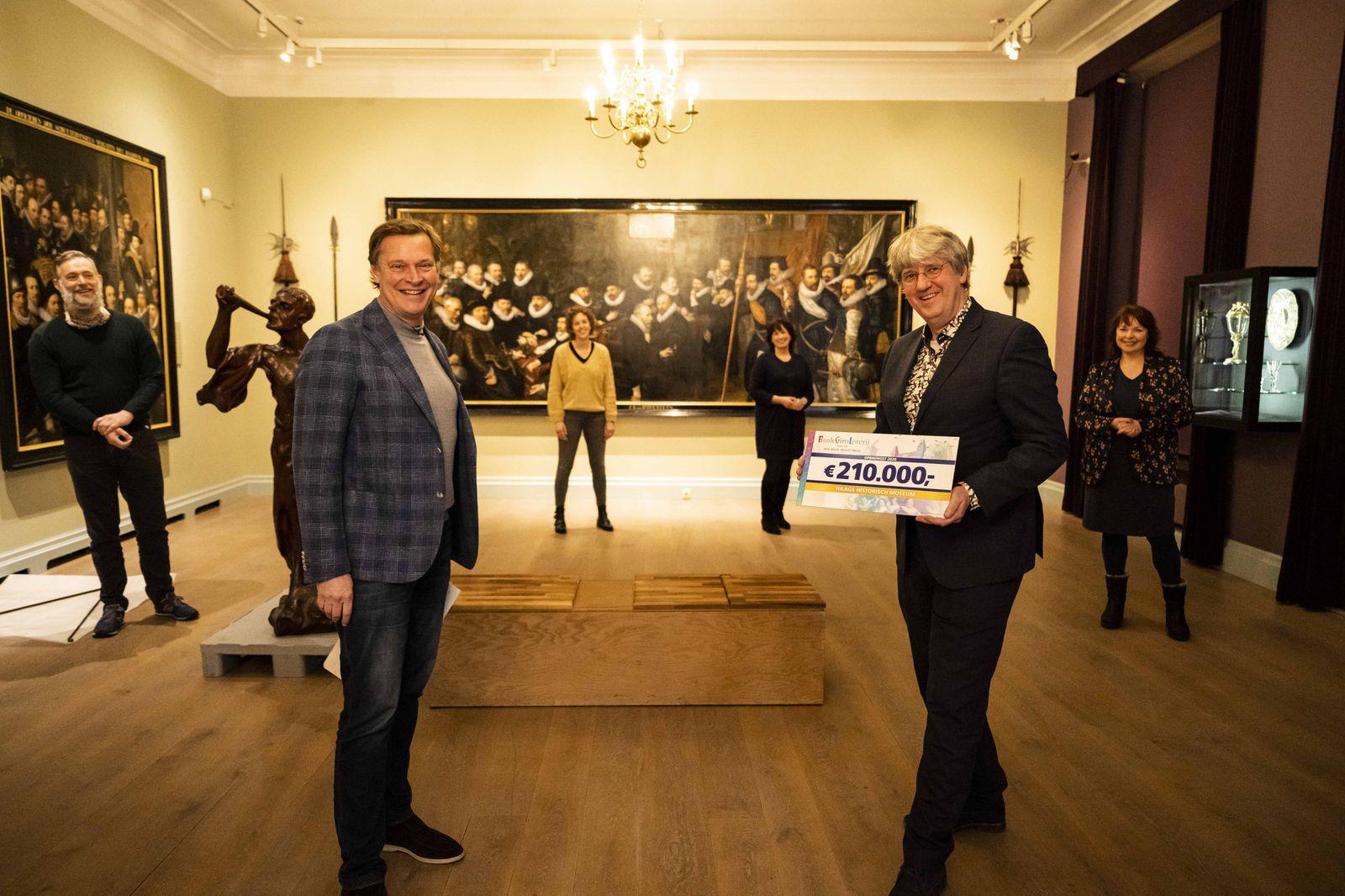 Haags Historisch Museum ontvangt schenking