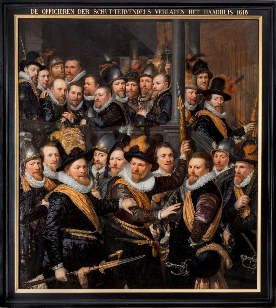 Het geheugen van Den Haag